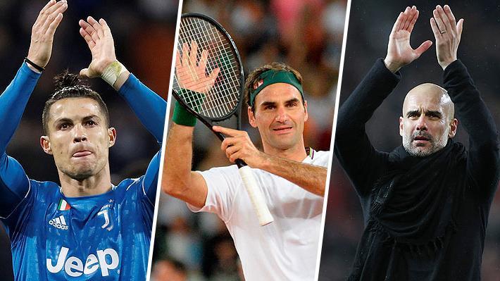 Cristiano, Federer, Messi, Guardiola... las personalidades del mundo del deporte que han realizado donaciones por el coronavirus