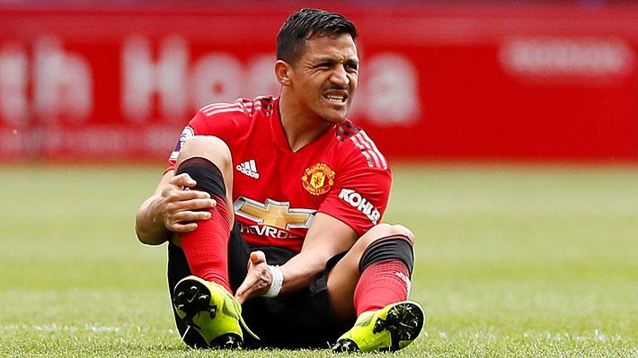 """En Inglaterra destrozaron a Alexis: """"Quizás un club en la MLS, Medio Oriente, China o Sudamérica se arriesgue con él"""""""