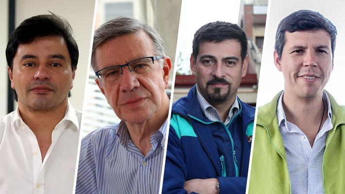 Alcaldes en matinales después del oficio de Contraloría: Carter, Lavín, Tamayo y Castro aparecieron en la pantalla