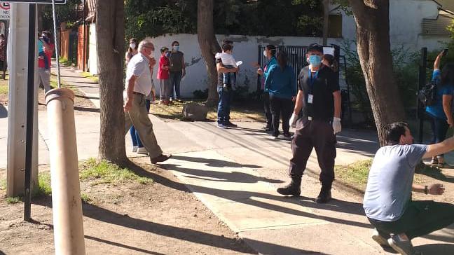 Vecinos de La Reina avistan nuevo puma y SAG activa operativo para capturarlo