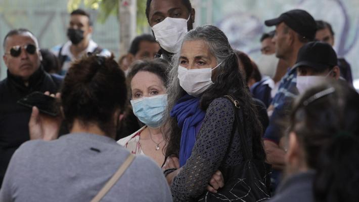 Radiografía a las comunas en cuarentena: Concentración de casos confirmados de covid-19 es superior a 1,3 por km2