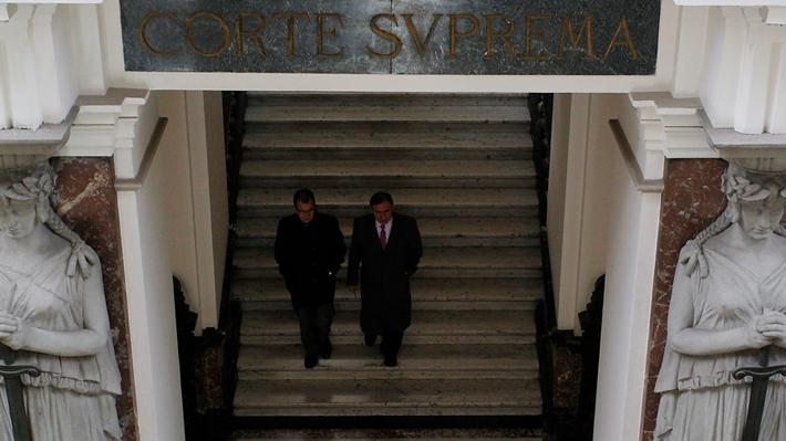 Covid-19 y Poder Judicial: Hay cinco contagios y el 71% de los funcionarios está con teletrabajo