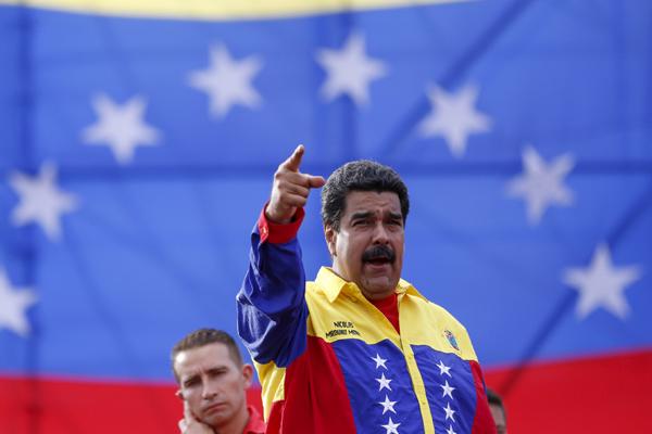 """Venezuela califica de """"infundada"""" la acusación de EE.UU. a Nicolás Maduro por narcotráfico"""