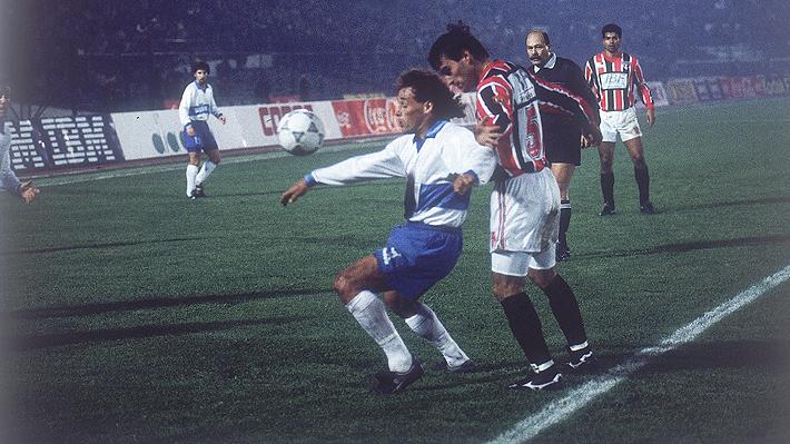 """Qué fue de Juan Carlos Almada, el goleador que ilusionó a la UC con su 1.era Libertadores... Una """"maldita"""" lesión lo retiró"""