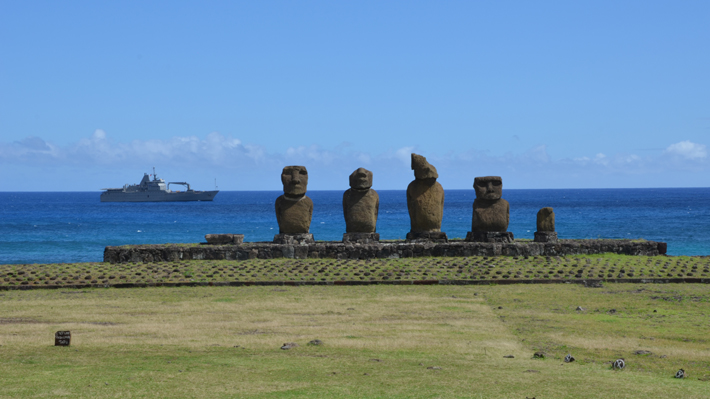 Confirman segundo caso de coronavirus en Rapa Nui: Tuvo contacto directo con primer confirmado en la isla