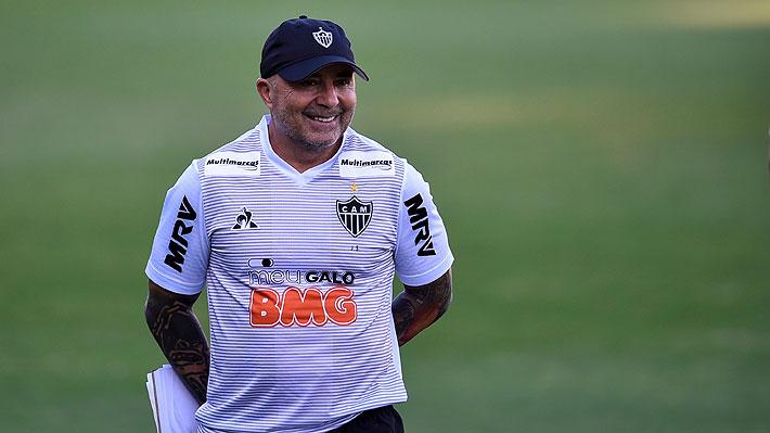 Los cuatro futbolistas chilenos que Sampaoli tendría en carpeta para llevarse a Brasil