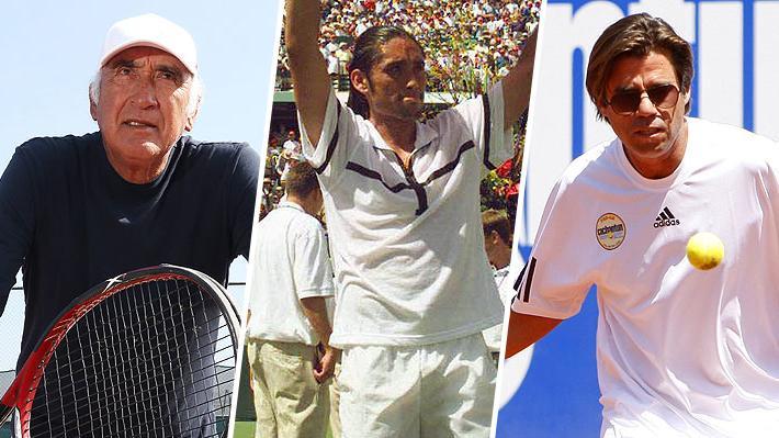 """""""Entraba a la cancha sabiendo que no podía perder"""": Personalidades del tenis recuerdan en detalle el día que Ríos se convirtió en N°1"""