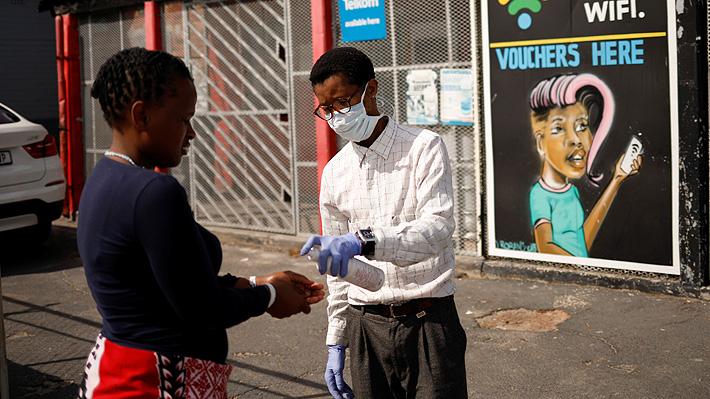 """OMS muestra preocupación por la """"evolución gravísima"""" del coronavirus en África"""