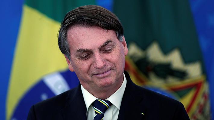 Jair Bolsonaro y su familia promueven acciones de rechazo a medidas de cuarentena por coronavirus
