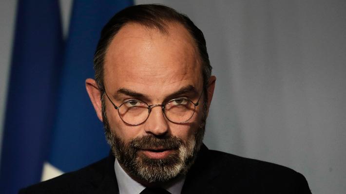 """Gobierno francés extiende cuarentena por dos semanas más y no descarta seguir ampliándola """"el tiempo que sea necesario"""""""