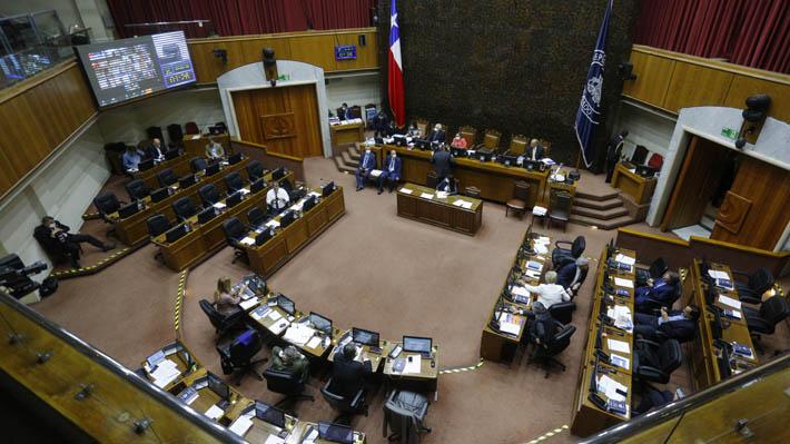 """Senado aprueba y despacha a ley """"bono covid"""" y medidas para enfrentar impacto económico en familias y mipymes"""