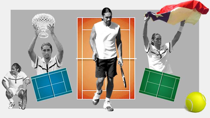 """¿A quién le arrebató el 1 del mundo? ¿Cuántos torneos ganó ese año? Pon a prueba lo que sabes del """"Chino"""" Ríos"""