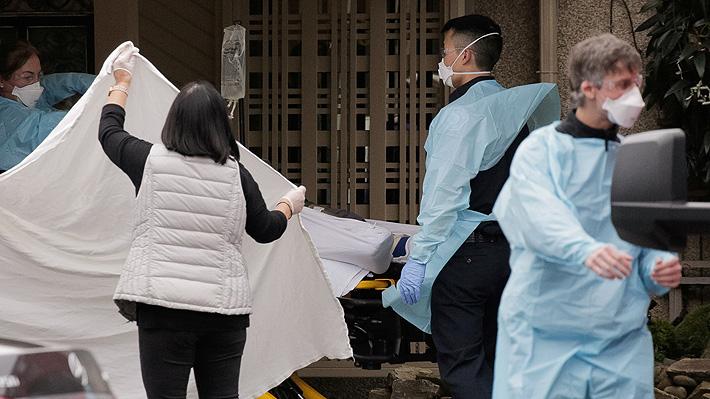 Epidemiólogo del Gobierno de EE.UU. dice que número de muertos por covid-19 en el país podría llegar a los 200 mil