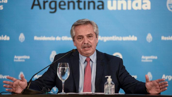 Argentina extiende por 14 días aislamiento obligatorio para evitar propagación del coronavirus