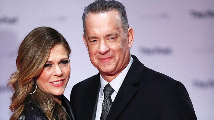 """Tom Hanks y su esposa regresan a EE.UU. tras recuperarse del covid-19: """"Estamos cumpliendo la orden de quedarse en casa"""""""
