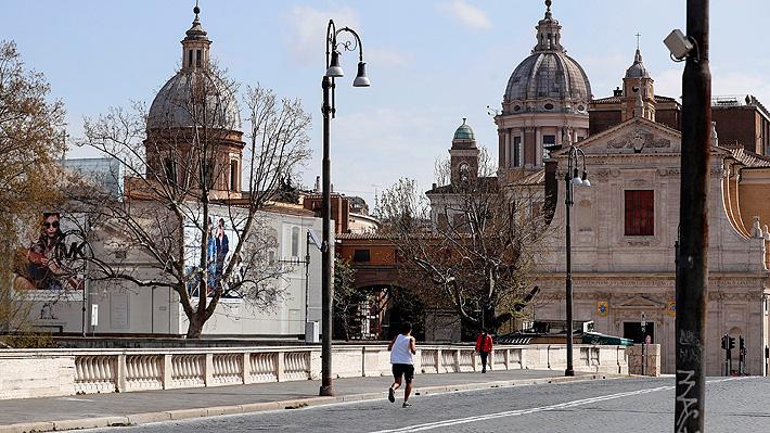 Gobierno de Italia decide prolongar la cuarentena nacional por coronavirus hasta el 12 de abril
