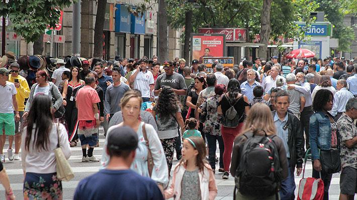 Tasa de desempleo en Chile sube con fuerza hasta 7,8% en trimestre diciembre-febrero