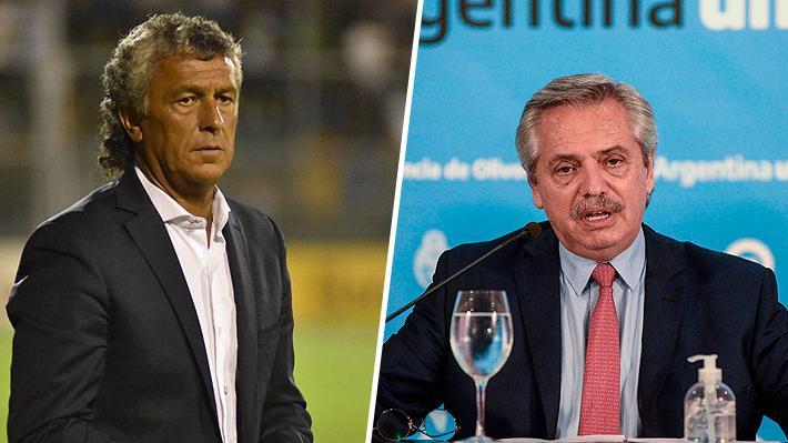 """""""El teorema de Gorosito""""...el futbolero argumento al que hizo alusión el Presidente de Argentina para explicar sus medidas en la pandemia"""