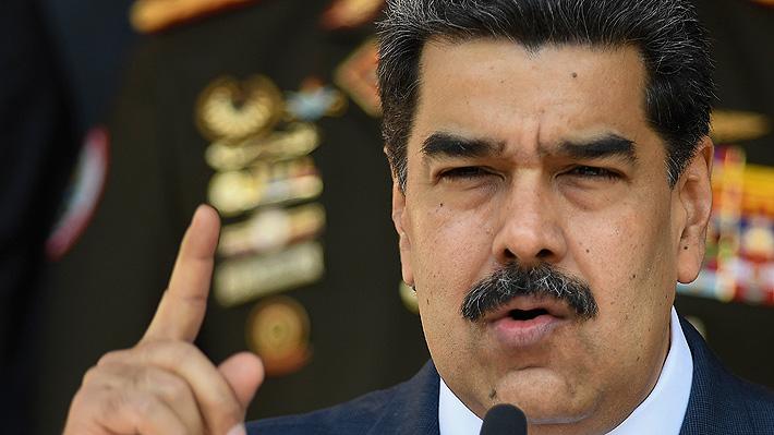 """Gobierno de Maduro rechaza categóricamente propuesta de EE.UU. de formar un Ejecutivo """"de transición"""" en Venezuela"""