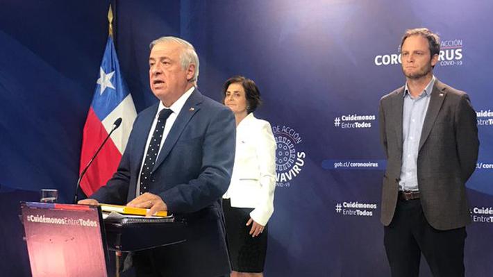 Minsal reporta cuatro nuevas víctimas de covid-19 y contagiados superan los tres mil