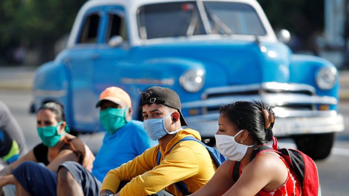 Embargo de EE.UU. frustra envío a Cuba de mascarillas y pruebas para el covid-19