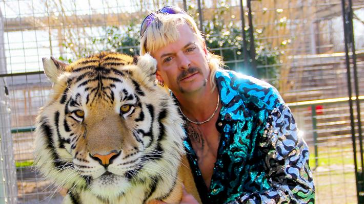 """""""Rey Tigre"""", la docuserie cuyos protagonistas muestran su lado más perturbador y sórdido junto a animales exóticos"""