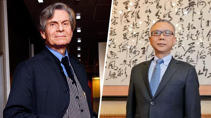 La polémica entre Guy Sorman y el embajador Xu Bu por rol de China en la emergencia por el nuevo coronavirus