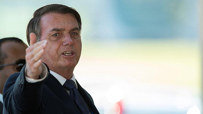 Bolsonaro critica a su ministro de Salud por defender el confinamiento en crisis por covid-19