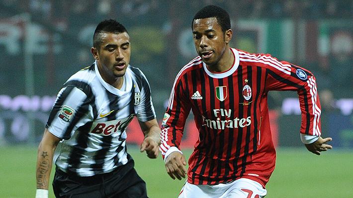 """Robinho confesó su """"amor"""" por las discoteques en Manchester y reveló una pelea de Zlatan en el Milan"""