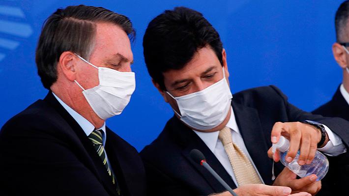 Luiz Henrique Mandetta, el ministro de Salud pro confinamiento que ha debido enfrentarse a Bolsonaro en Brasil