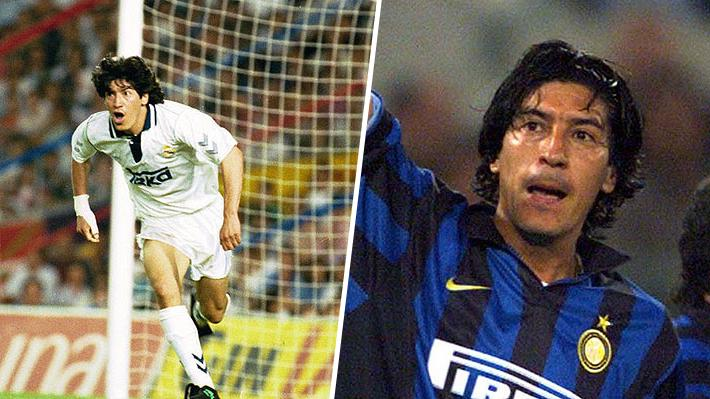 Iván Zamorano desclasificó que dos gigantes europeos intentaron ficharlo cuando dejó el Real Madrid