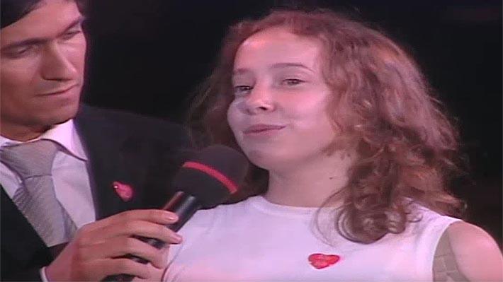 Daniela García, quien protagonizó un histórico momento en la Teletón 2003, reaparece como doctora de la institución