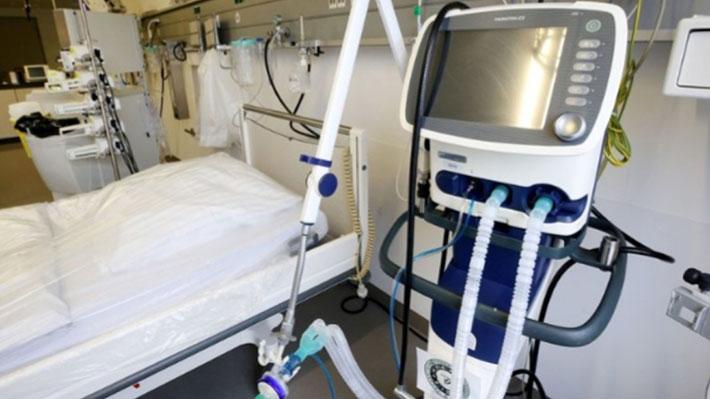 """Minsal cifra en más de tres mil los ventiladores mecánicos disponibles y asegura que personal de salud """"está capacitado"""""""