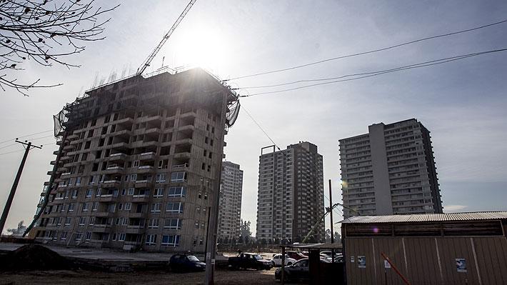 """Gremio de la construcción advierte """"severa crisis sectorial"""" por covid-19 y anticipa que podrían perderse 75 mil empleos en 2020"""