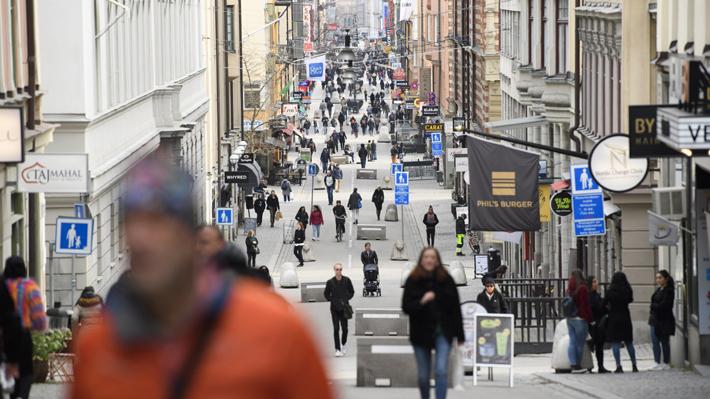 Suecia, el único país europeo que ha evitado extremar medidas por el covid-19: Bares y colegios siguen abiertos