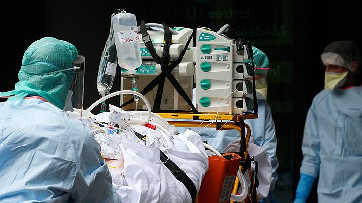 """Ministro cifra en 286 los casos de covid-19 en el personal de salud y pide homenaje: """"Lo que están haciendo es heroico"""""""