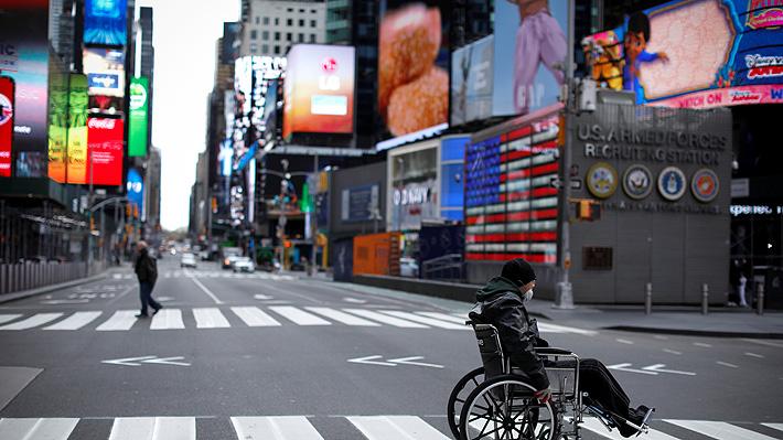 La metamorfosis de Nueva York por el covid-19: de centro del mundo a foco del espanto