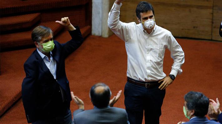 Silber no logra los votos y se cae acuerdo de la oposición en la Cámara: La mesa queda en manos de Chile Vamos