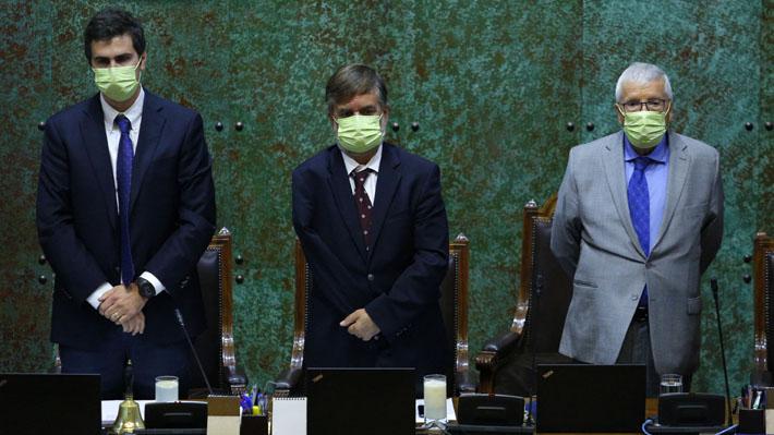 Oposición decide detener cambios en presidencias de las comisiones hasta no resolver postura tras triunfo de Paulsen
