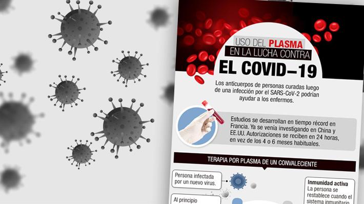 Cómo funciona la terapia por plasma que se está estudiando para combatir el covid-19