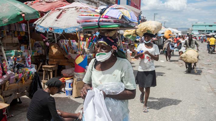 Coronavirus en Haití: Cómo se vive la pandemia en el país más pobre de América