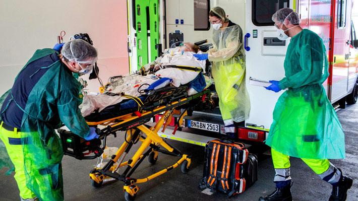 Fallecidos por el covid-19 ya superaron los 100 mil en el mundo: Italia y Estados Unidos encabezan el listado