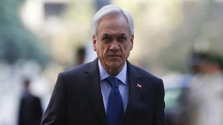 """Presidente Piñera y medidas por coronavirus: """" En Chile no es sostenible una cuarentena total"""""""