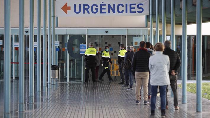 España informa que cifras de fallecidos por coronavirus vuelven a disminuir en las últimas 24 horas