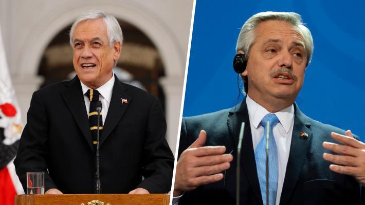 Chile versus Argentina, las diferencias de cifras entre el gobierno de Piñera y Fernández por el coronavirus