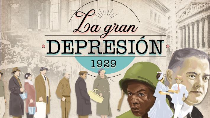 La sombra de la Gran Depresión: Cómo fue la peor crisis que ha golpeado a la economía de EE.UU.