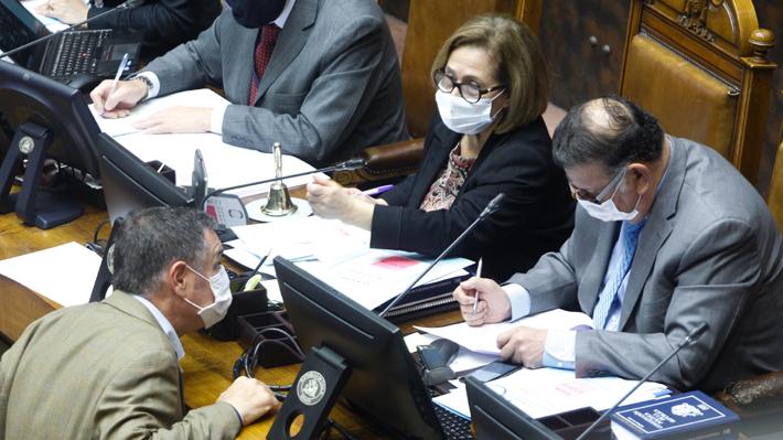 Senado despacha por amplia mayoría proyecto que fortalece Fogape y otorga más garantías estatales para créditos