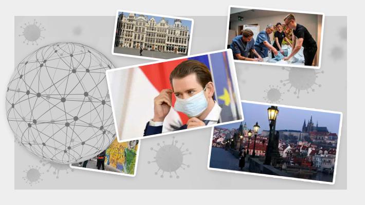 Mirada global del coronavirus: La experiencia de algunos países en el combate de la pandemia