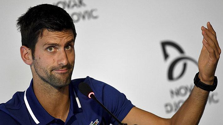 ¿Está en riesgo su vuelta al circuito? Djokovic lanza polémica frase sobre la pandemia