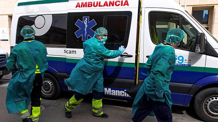 Daza asegura que tasa de contagio de los pacientes con covid-19 bajó a 1,3 individuos